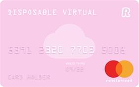 Card Revolut Virtual de Unică Folosință